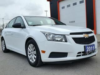 Used 2011 Chevrolet Cruze LS for sale in Jarvis, ON