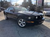 Photo of Black 2007 Ford Mustang
