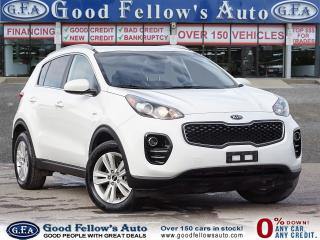 Used 2017 Kia Sportage LX MODEL, 2.4L 4CYL, AWD, REARVIEW CAMERA, ALLOY for sale in Toronto, ON