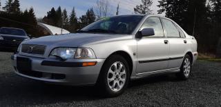 Used 2001 Volvo S40 S for sale in Black Creek, BC