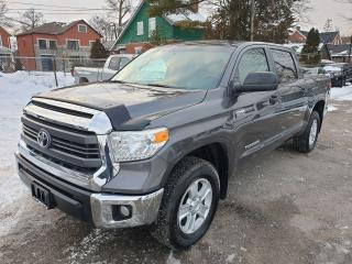 Used 2015 Toyota Tundra SR5 for sale in Brampton, ON