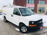Photo of White 2013 Chevrolet Express