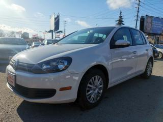 Used 2010 Volkswagen Golf for sale in Scarborough, ON