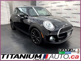 Used 2017 MINI Cooper Camera+Pano Roof+HUD+Back Up Sensors+Heated Leathe for sale in London, ON