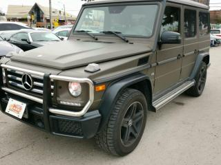 Used 2016 Mercedes-Benz G-Class G 550 for sale in Scarborough, ON