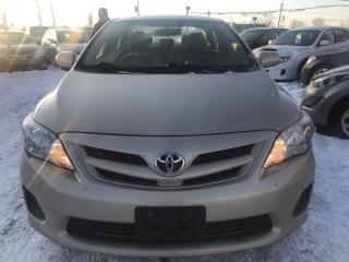 Used 2013 Toyota Corolla CE for sale in Gloucester, ON
