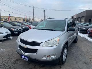 Used 2009 Chevrolet Traverse LS for sale in Hamilton, ON