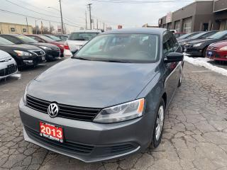Used 2013 Volkswagen Jetta Trundline + for sale in Hamilton, ON