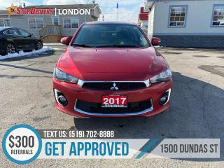 Used 2017 Mitsubishi Lancer for sale in London, ON
