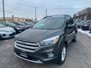 Used 2017 Ford Escape SE 4WD for sale in Hamilton, ON