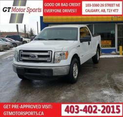 Used 2013 Ford F-150 XLT for sale in Calgary, AB