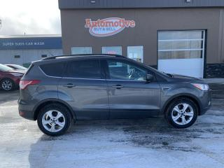 Used 2015 Ford Escape SE 4WD for sale in Stettler, AB