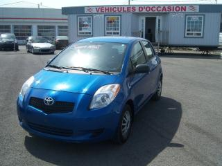 Used 2006 Toyota Yaris for sale in St-Jean-Sur-Le-Richelieu, QC