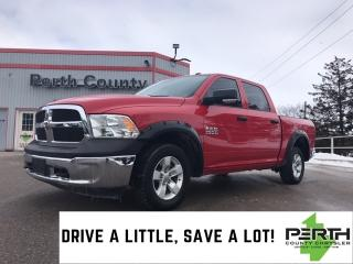 Used 2017 RAM 1500 SXT | Crew Cab | Chrome Trim | Satellite Radio | A for sale in Mitchell, ON