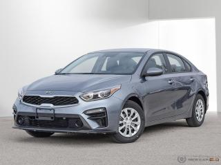 New 2020 Kia Forte Sedan LX IVT for sale in Kitchener, ON