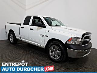 Used 2017 RAM 1500 ST 4X4 AIR CLIMATISÉ - Groupe Électrique for sale in Laval, QC
