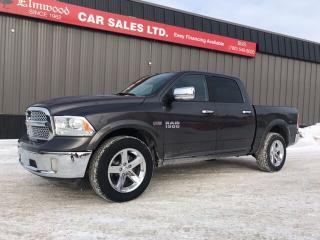 Used 2017 RAM 1500 Laramie for sale in Edmonton, AB