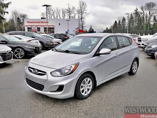 Used 2013 Hyundai Accent GL for sale in Port Moody, BC