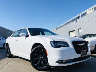 Used 2019 Chrysler 300 |300S AWD|REAR VIEW|LEATHER HEATED SEATS|NAVIGATION & MORE! for sale in Brampton, ON
