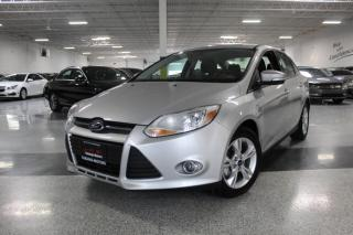 Used 2013 Ford Focus SE I HEATED SEATS I KEYLESS ENTRY I POWER OPTIONS I BT for sale in Mississauga, ON