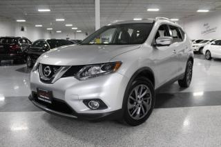Used 2016 Nissan Rogue SL PREMIUM AWD I NAVIGATION I 360 CAM I LEATHER I HEATEDSEAT for sale in Mississauga, ON