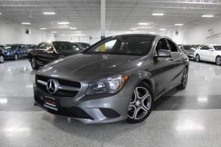 Used 2016 Mercedes-Benz CLA-Class CLA250 4MATIC NO ACCIDENTS I NAVIGATION I SUNROOF I REAR CAM for sale in Mississauga, ON