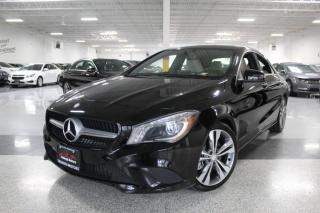 Used 2016 Mercedes-Benz CLA-Class CLA250 4MATIC NO ACCIDENTS I NAVIGATION I REAR CAM I LEATHER for sale in Mississauga, ON