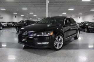 Used 2012 Volkswagen Passat TDI I HIGHLINE I NAVIGATION I LEATHER I SUNROOF I HEATEDSEAT for sale in Mississauga, ON