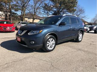 Used 2016 Nissan Rogue SV |LEATHER | PANO ROOF |HEATED SEATS |AWD for sale in Stoney Creek, ON