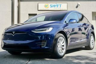 Used 2017 Tesla Model X 75D AP2, FSD - FULL SELF DRIVING ACTIVATED!  SUB ZERO, SMART AIR SUSP! for sale in Burlington, ON