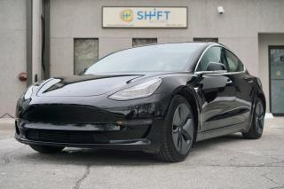 Used 2018 Tesla Model 3 LONG RANGE AWD AUTOPILOT, AERO WHEELS, CARFAX CLEAN! for sale in Burlington, ON