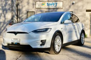 Used 2016 Tesla Model X 75D AUTOPILOT, 6 PASS, 4YR/80,000KM TESLA CPO WARR! for sale in Burlington, ON