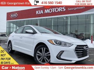Used 2018 Hyundai Elantra GLS | ROOF | BU CAM | ONLY 32,128KMS | ALLOYS for sale in Georgetown, ON
