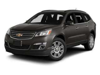 Used 2014 Chevrolet Traverse 1LT for sale in St Catharines, ON