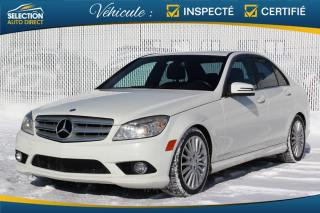 Used 2010 Mercedes-Benz C-Class c 250 4matic for sale in Ste-Rose, QC