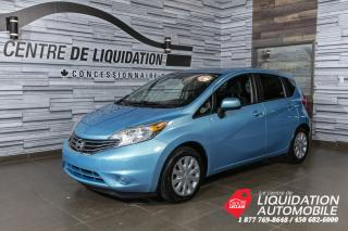 Used 2014 Nissan Versa Note for sale in Laval, QC
