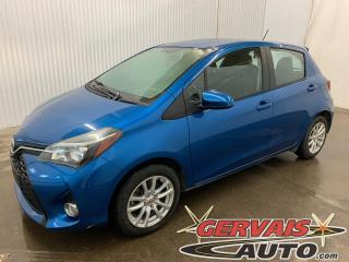 Used 2015 Toyota Yaris SE MAGS A/C Bluetooth PNEUS NEUFS for sale in Trois-Rivières, QC