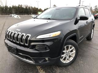 Used 2016 Jeep Cherokee Limited 4WD for sale in Cayuga, ON