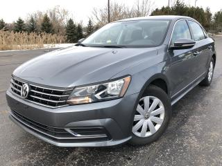 Used 2016 VW PASSAT COMFORTLINE 2WD for sale in Cayuga, ON