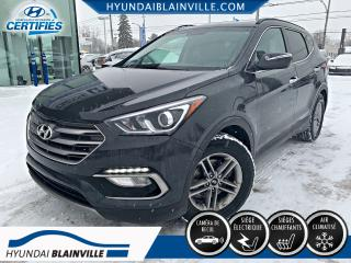 Used 2017 Hyundai Santa Fe Sport PREMIUM BANCS CHAUFFANTS, MAGS, BLUETOOT for sale in Blainville, QC
