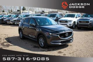 Used 2018 Mazda CX-5 GS - Remote Start, Leather, AWD for sale in Medicine Hat, AB