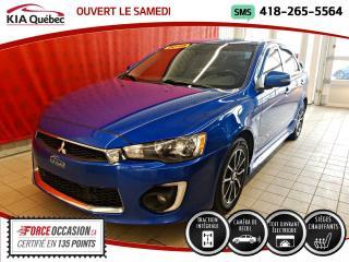 Used 2016 Mitsubishi Lancer SE* LTD* AWD* TOIT* SIEGES CHAUFFANTS* for sale in Québec, QC