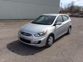 Used 2015 Hyundai Accent Hayon 5 portes, boîte automatique, LE for sale in Quebec, QC