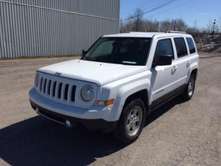 Used 2016 Jeep Patriot Traction avant, 4 portes, North for sale in Quebec, QC