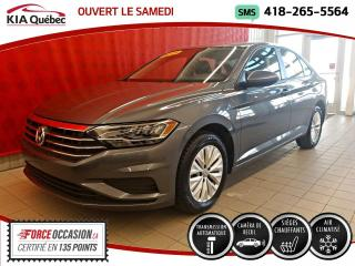 Used 2019 Volkswagen Jetta COMFORTLINE* AT* SIEGES CHAUFFANTS* for sale in Québec, QC