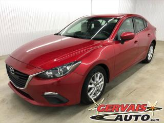 Used 2015 Mazda MAZDA3 GS MAGS CAMÉRA DE RECUL BLUETOOTH A/C GPS for sale in Shawinigan, QC