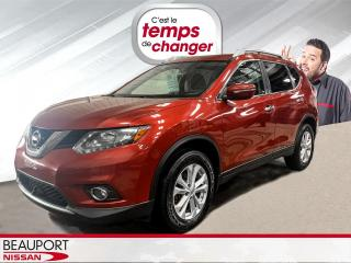 Used 2015 Nissan Rogue SV AWD ***BALANCE GARANTIE*** for sale in Beauport, QC