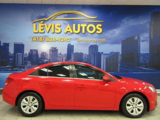 Used 2014 Chevrolet Cruze LT 6 VITESSE MANUEL BLUETOOTH SEULEMENT for sale in Lévis, QC