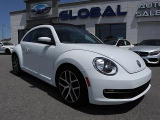 Used 2016 Volkswagen Beetle Classic 1.8T 6sp at w/Tip for sale in Ottawa, ON