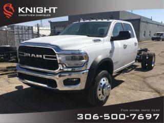 New 2020 RAM 5500 Chassis SLT | FLEET SPECIAL for sale in Regina, SK